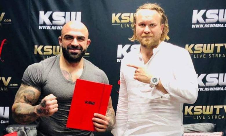 """Szef KSW przyznaje, że Kołecki ma wiele do stracenia: """"Patrząc jak Akop trenuje i przygotowuje się do walki, dostrzegam w niej potencjał"""""""