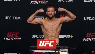 """Mateusz Gamrot o kolejnej walce w oktagonie: """"Dyspozycja już podana dla UFC"""""""