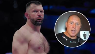 """Trener o planie Kołeckiego na walkę z Akopem: """"Mówi to ja go z kolana z wyskoku albo będę go dusił i puszczał"""""""