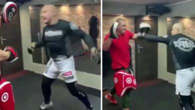 """(VIDEO) Murański gotowy na starcie z Warszawskim Dresikiem: """"I'm ready! Wojnę mam we krwi"""""""