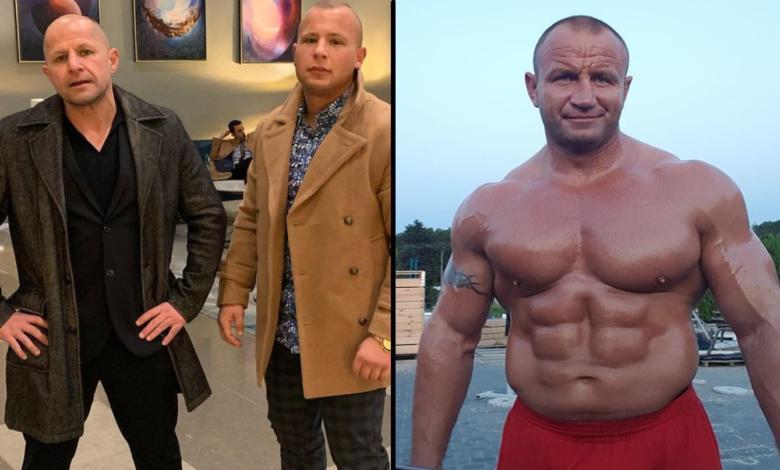 """Mariusz Pudzianowski odpowiada na słowa Murańskiego! """"Muszę się bać, bo klan Murańskich chce mnie upolować"""""""