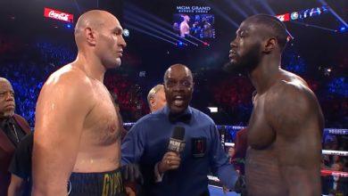 """Deontay Wilder twierdzi, że Tyson Fury będzie oszukiwał tak, jak w poprzednich walkach: """"Myślicie, że tym razem będzie inaczej? Myślą już nad wielkim planem"""""""