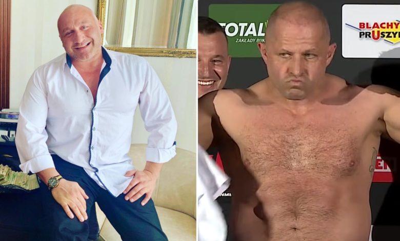 """Jacek Murański potwierdza, że zawalczy z El Testosteronem na MMA-VIP 3! Najman odpowiada: """"Dostaniesz na dziurę i skończy się twoje wątpliwe 5 minut sławy konusie"""""""