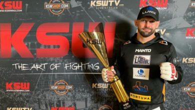 """Szymon Kołecki o przyszłości w MMA: """"Na początku dałem sobie 4 lata i chciałem stoczyć 10 walk"""""""