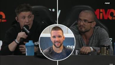 """(VIDEO) Gamrot o walce Mańkowskiego na FAME MMA: """"Jedziemy z nim. Myślę, że to będzie koniec Normusia"""""""