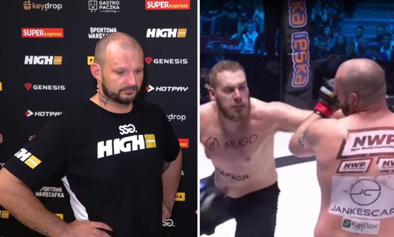 """Bonus BGC załamany po kolejnej porażce. To koniec jego przygody z MMA? """"Po prostu usiądę i przemyślę, co dalej"""""""