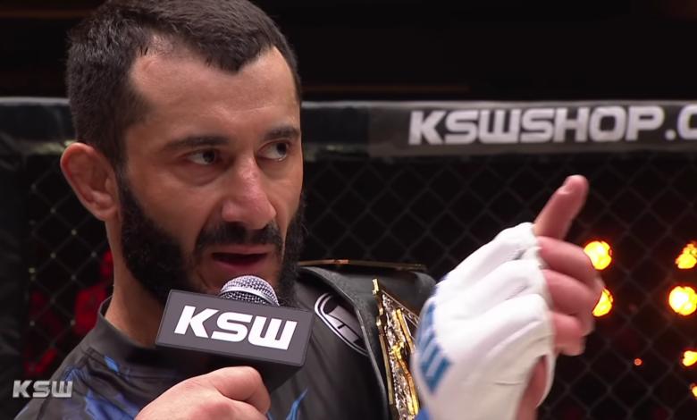 """Mamed Khalidov apeluje do KSW: """"Ja już mam dość tego czekania. KSW, obudźcie się!"""""""