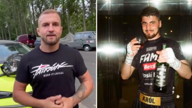 """(VIDEO) Don Kasjo atakuje Marcina Wrzoska: """"Mam w niego wyje**ne, dla mnie to zwykły śmieć. Ch*j mu w ryj"""""""
