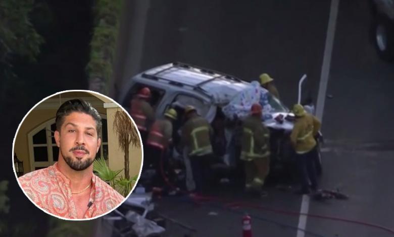 """Były zawodnik UFC uratował dzieci z wypadku samochodowego: """"Na dachu był 6 albo 7-latek, który wzywał pomocy"""""""