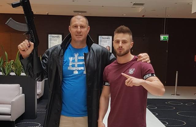 """Mirosław Okniński powróci na Fame MMA? """"Ferrari mówi, że mogę stać w jego narożniku, a federacja..."""""""