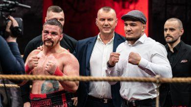 """(VIDEO) ZADYMA o drodze do walki z Vasylem: """"Chciałem go na już. Powiedziałem, że jak wygra, to zgłaszam się do turnieju, bo chcę z nim walczyć"""""""