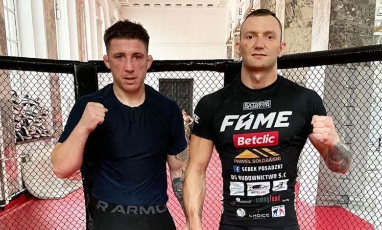"""Krycha o dopingu w Fame MMA: """"Jakby wprowadzili testy, to 90 procent zawodników by się nie biło. To są freak fighty"""""""