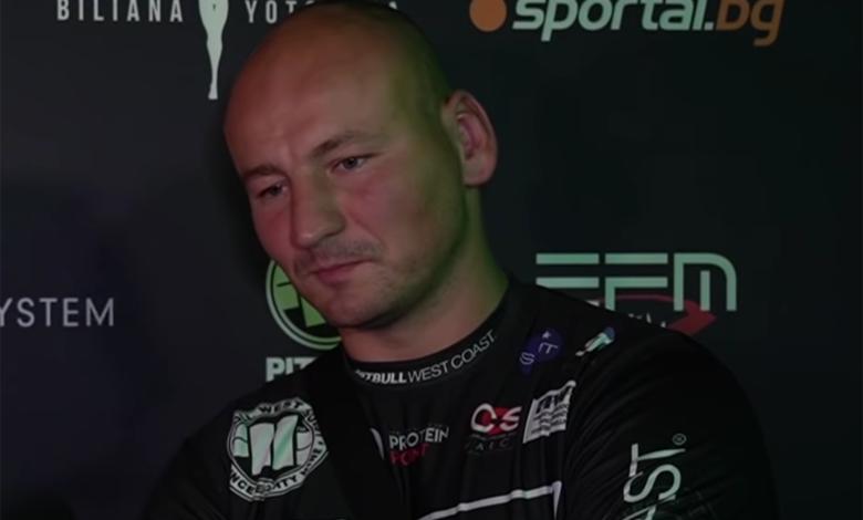 """Artur Szpilka o rywalu na debiut w MMA: """"Nigdy nie będę walczył z freakiem. Chciałbym walczyć z..."""""""