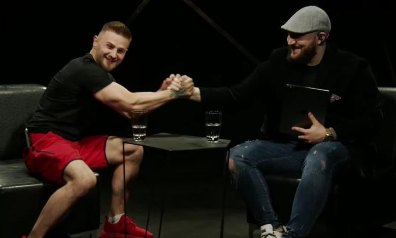 """(VIDEO) Ferrari założył się z Boxdelem o 100 tysięcy złotych! """"Nie wierzę, że pokonasz go w..."""""""