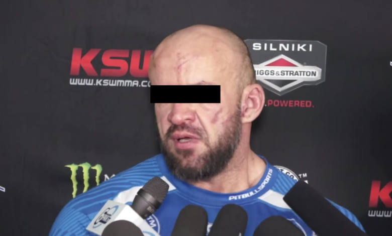 Były zawodnik KSW Tomasz O. usłyszał zarzuty! Chodzi o fałszywą fakturę za walkę!