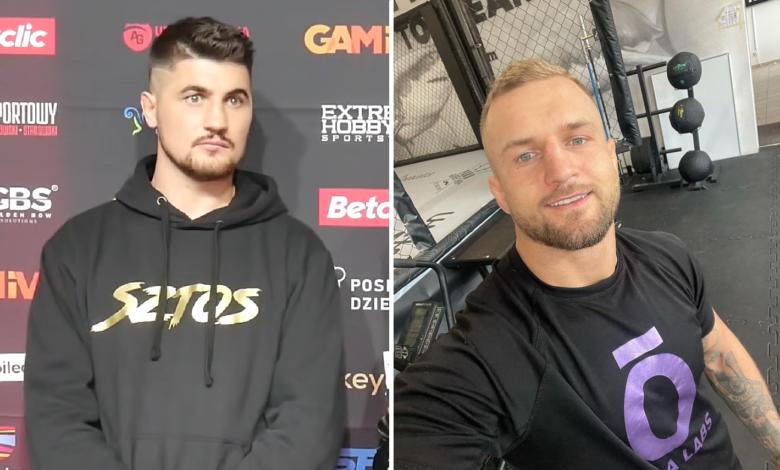 Marcin Wrzosek dużym underdogiem! Znamy pierwsze kursy na walkę z Kasjuszem Życińskim na FAME MMA 12!
