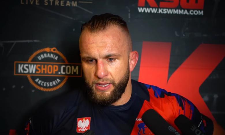 """Andryszak stracił szansę na UFC!? """"Sędziowie zje**li. Zrujnowali moje marzenia o innej federacji"""""""