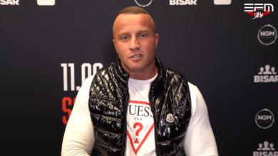 """(VIDEO) Denis Załęcki przed EFM Show 2: """"Wychodzę z każdym! Czterech mocnych fighterów już odmówiło..."""""""