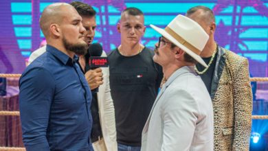 """Vasyl Halych o konflikcie z Tomaszem ZADYMĄ Gromadzkim: """"Nic do niego nie mam. Po prostu chcę go naje*ać i..."""""""