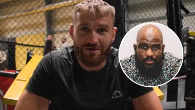 """Anderson zaprasza Błachowicza do trzeciej walki: """"Skopię mu dupę, ale jeśli on woli siedzieć bezpiecznie w UFC i trzymać się tego pasa..."""""""