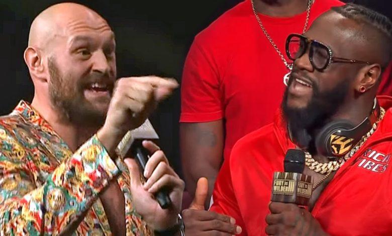 Transmisja walki Fury vs Wilder za darmo w TVP SPORT! Szczegóły i karta walk