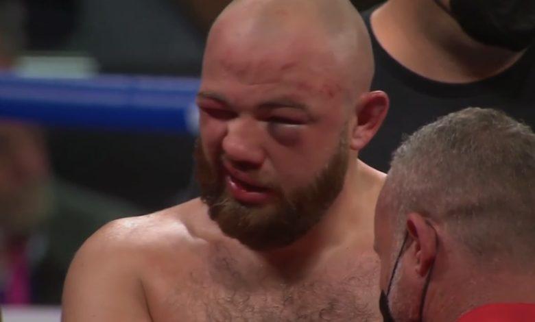 (VIDEO) Adam Kownacki przegrywa rewanż z Heleniusem! Koniec marzeń o wielkim boksie