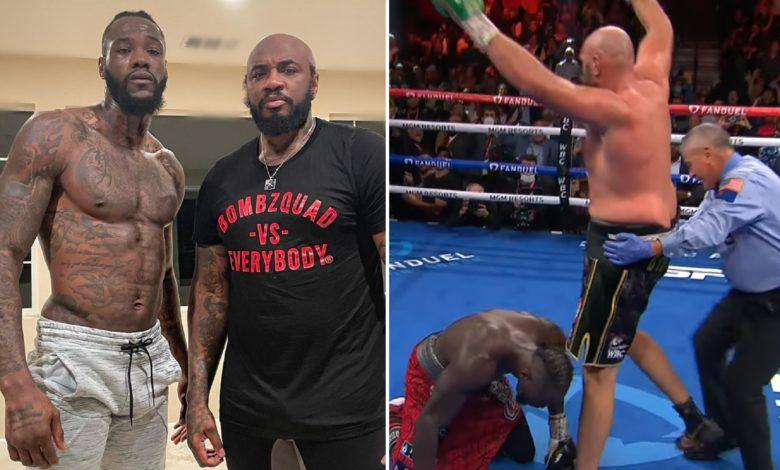 """Trener Wildera po przegranej z Furym: """"Pomagał mu zbyt pasywny sędzia ringowy. Prawie już go mieliśmy"""""""