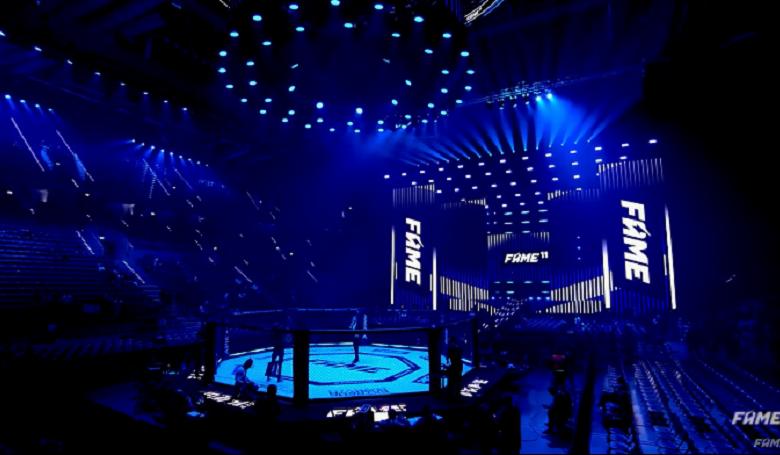 Oglądaj FAME MMA 11 na żywo! Dwie pierwsze walki za darmo (VIDEO)