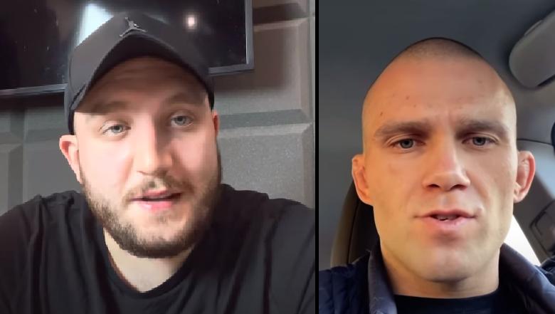 """(VIDEO) Boxdel wypada z walki! Trener Szyszka komentuje: """"Nie miałeś jaj... to dla mnie żałosne!"""""""