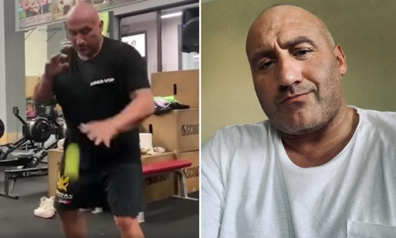 """(VIDEO) Marcin Najman przygotowuje się do kolejnej walki. Zaprezentował swoją szybkość: """"Nie czas odchodzić..."""""""