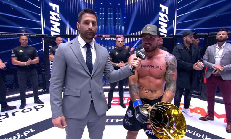 """Wiemy, ile PPV sprzedała gala Fame MMA 11: """"Olbrzymi sukces, biorąc pod uwagę, że..."""""""