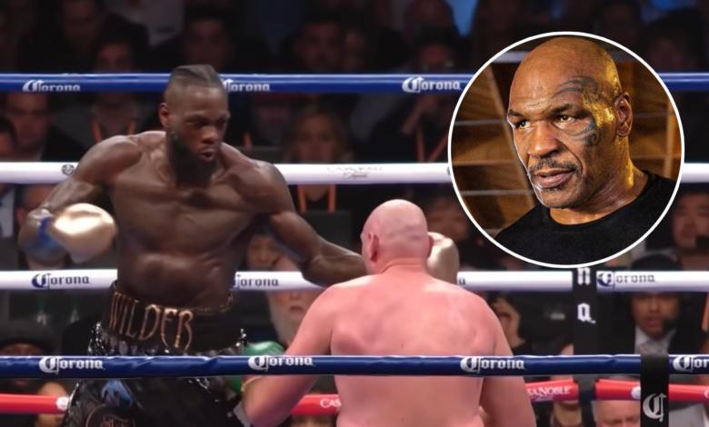 """Mike Tyson radzi Wilderowi, jak pokonał Fury'ego: """"Pytanie, czy Wilder wyjdzie wygrać, czy po wypłatę? Powinien na maksa…"""