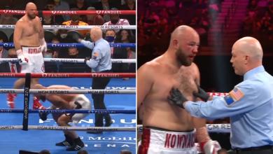 """Adam Kownacki o uderzeniach poniżej pasa: """"Od drugiej rundy walczyłem tylko sercem. Niskie ciosy nie były celowe, starałem się..."""""""
