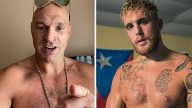 """Jake Paul """"daje szansę"""" Tysonowi Fury'emu i proponuje pojedynek: """"Myślę, że w końcu zasłużył na..."""""""