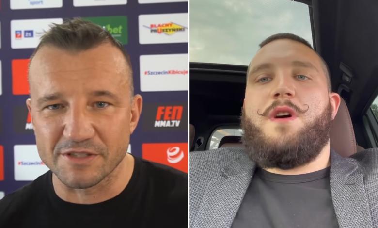 """Paweł Jóźwiak o konflikcie z Boxdelem: """"Facet ewidentnie mnie zaczepia. Nie powiedziałem ostatniego słowa w tej sprawie i przyjdzie na to czas"""""""
