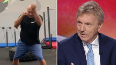 """(VIDEO) """"El Testosteron"""" prezentuje formę przed walką i rzuca wyzwanie Bońkowi! """"Zibi! Gdzie jesteś?"""""""