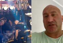 """Marcin Najman porównuje organizację MMA-VIP i PunchDown: """"U mnie są dwie karetki. Nie zmienia to faktu, że każdy stawił się tam..."""""""