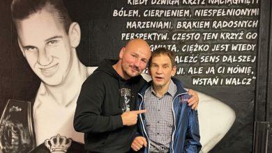 (VIDEO) Wielkie serce Artura Szpilki. Sprawił ogromną niespodziankę Markowi Piotrowskiemu