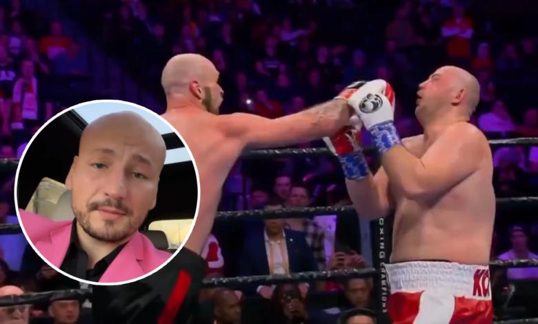 """Szpilka komentuje porażkę Kownackiego: """"Pierwsza runda naprawdę była optymistyczna. Mówię o tym, że Adam..."""""""